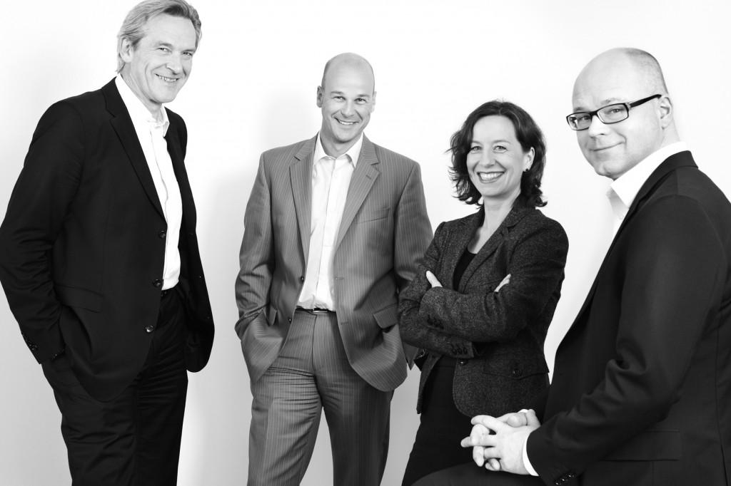 Der-neue-Vorstand-der-PR-Agentur-Fink-&-Fuchs-Stephan-Fink-(Vors.)-Michael-Grupe-Alexandra-Groß-und-Boris-Mackrodt