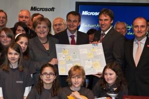 1.500 Bildungswünsche an die Bundeskanzlerin Digitales Klassenzimmer