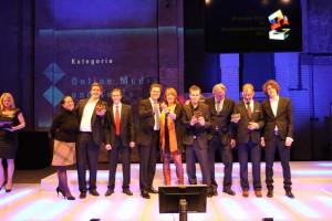 PR Award Berlin Erster Preis fuer Onlinekommunikation