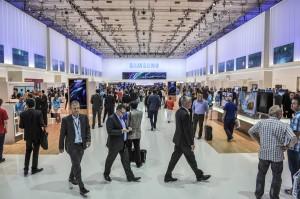 Samsung-Consumer-PR-ein-ganze-Halle-Consumer-tech