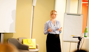 "Fink-&-Fuchs-PR-Workshop-zum-Thema-""Internationale PR""-2013 - Silje-Skogstad-Deutsche-Post-DHL"