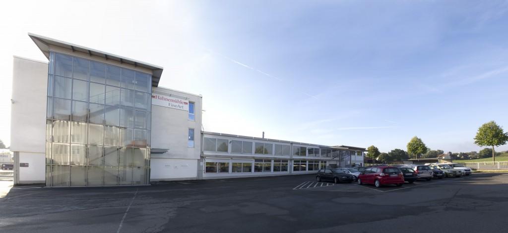 Hauptstandort-von-Hahnemühle-FineArt-in-Dassel-Mittelstandskommunikation