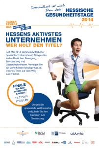 Gesundheitstage-Poster-Mitmachaktion-2014-Healthcare-PR