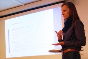Forschungstransferprojekt Mittelstandskommunikation Luisa Höch