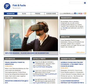 PR-Agentur-Fink-Fuchs-Social-Media-Newsroom