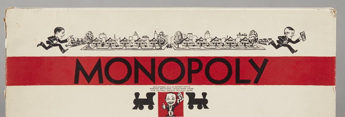 Monopoly erste Ausgabe 1935 Consumer PR zum 80sten Geburtstag