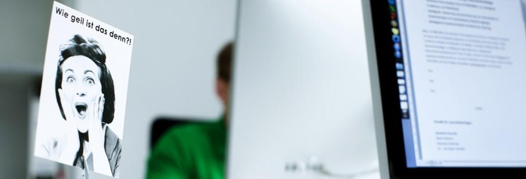 Volontariat der Kommunikationsagentur Fink & Fuchs Ausbildung
