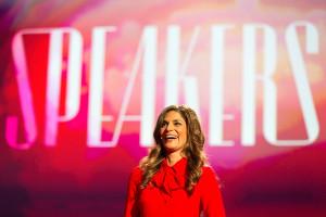Speakersnight 2015; Friedrichstadtpalast Berlin