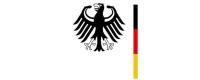 Logo-Bundesrepublik Deutschland-BRD-Etat-Fink-&-Fuchs