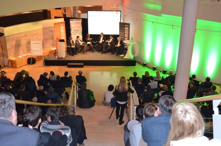 Future Convention Zukunft der Kommunikation Frankfurt Innovation