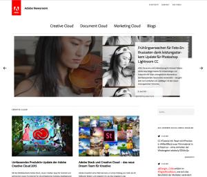 Adobe Newsroom Fink & Fuchs