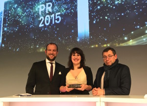 Fink & Fuchs gewinnt Deutschen PR Preis 2015 Kategorie Employer Branding