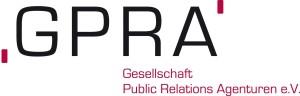 GPRA Gesellschaft Public Relations Agenturen e.V. Logo