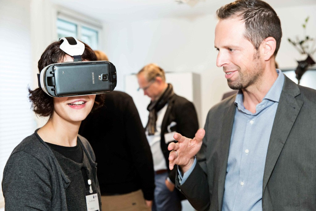 Inspiration Jam Virtual Reality 2016