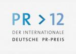 Internationaler Deutscher PR Preis 2012