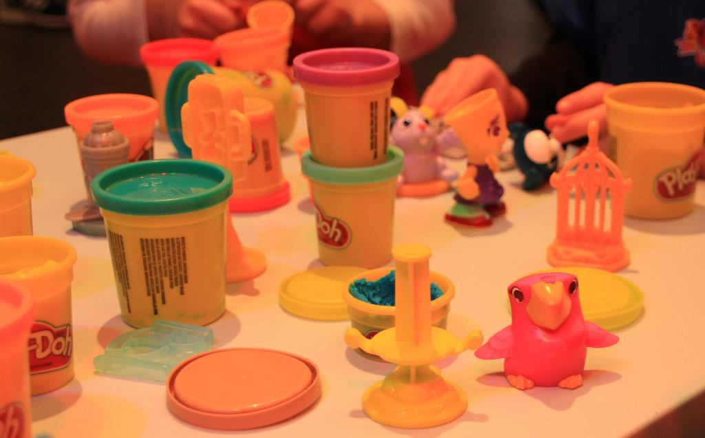 Consumer PR Play Doh Hasbro Spielwarenmesse Nürnberg