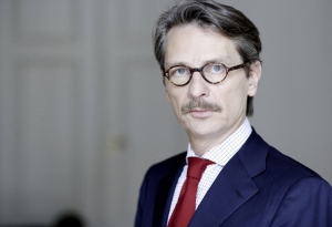 Uwe Kohrs - Präsident der GPRA