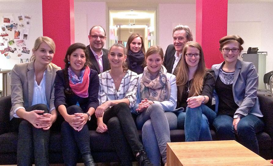 Forschungstransferprojekt Uni Leipzig Mittelstand Fink Fuchs