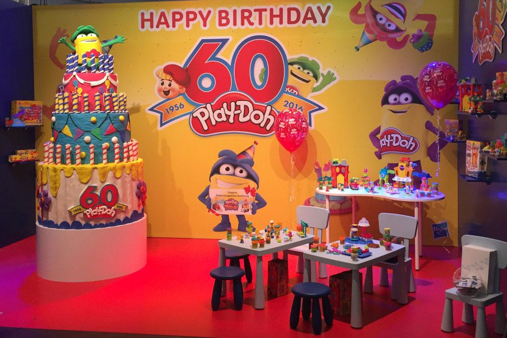 Hasbro Spielwarenmesse Play Doh Fink Fuchs Consumer PR