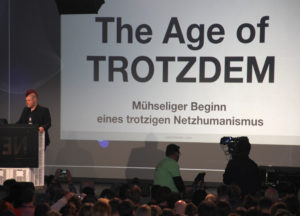Sascha Lobo re:publica 2016 the age of trotzdem