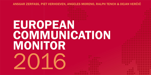 European Communication Monitor 2016 - Pr-Consultancy - Corporate Communications