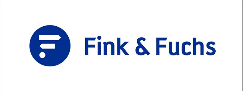 Fink & Fuchs AG Logo Umfirmierung