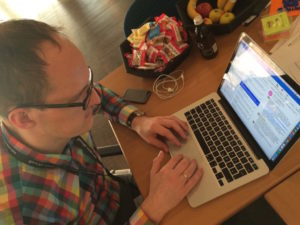 PR Hackathon - PR- und Kommunikationsprofis treffen Desginer und Programmierer