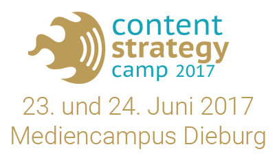 content strategie camp 2017