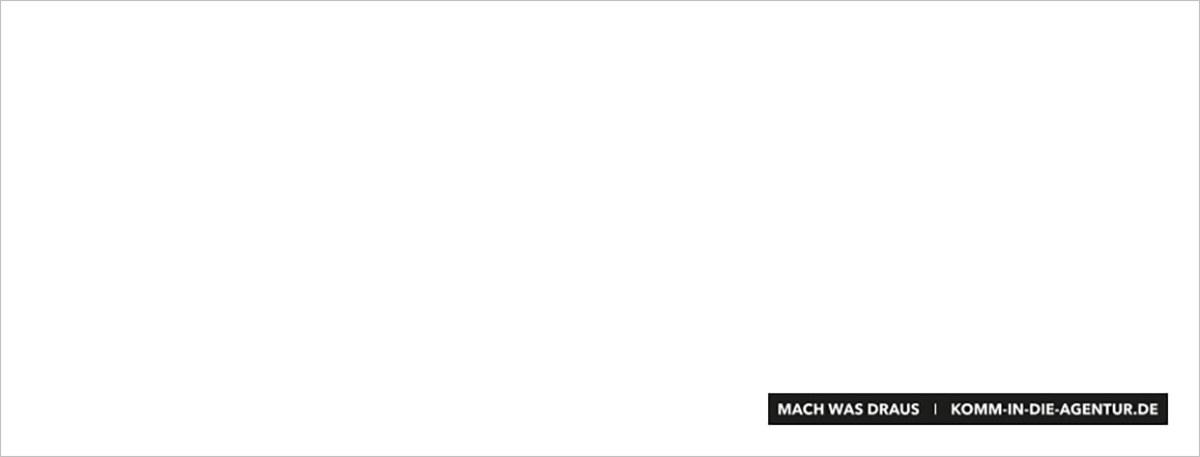 Employer Branding Agentursurfing Mach was draus. Komm in die Agentur