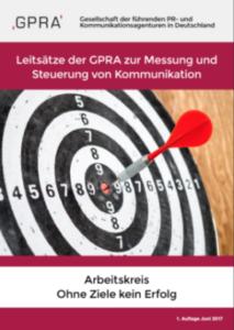 Leitsätze GPRA zur Messung und Steuerung von Kommunikation