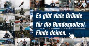 Nachwuchskampagne Bundespolizei Imagefilm - Employer Branding - Arbeitgeberkommunikation