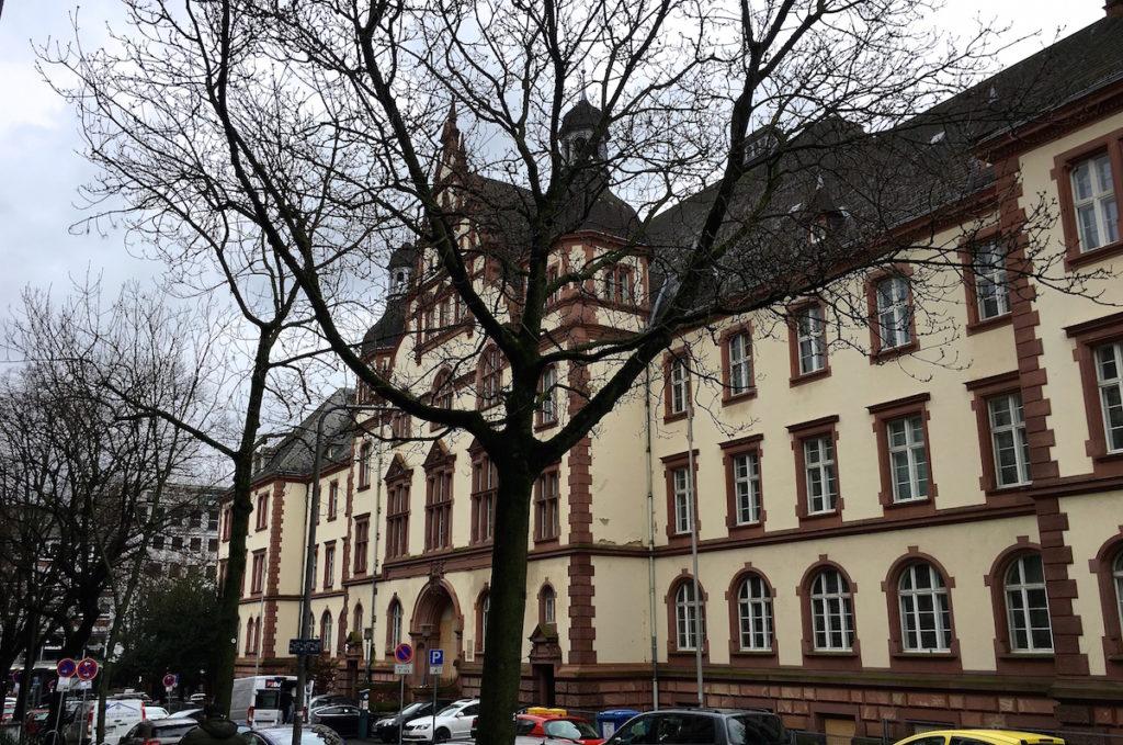Altes Gericht Wiesbaden Kreativzentrum