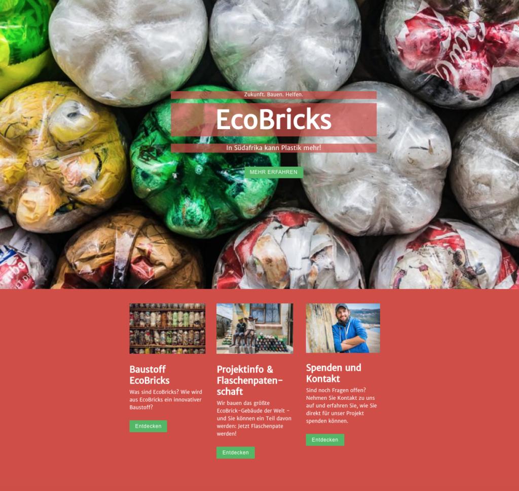 EcoBrick Fink & Fuchs