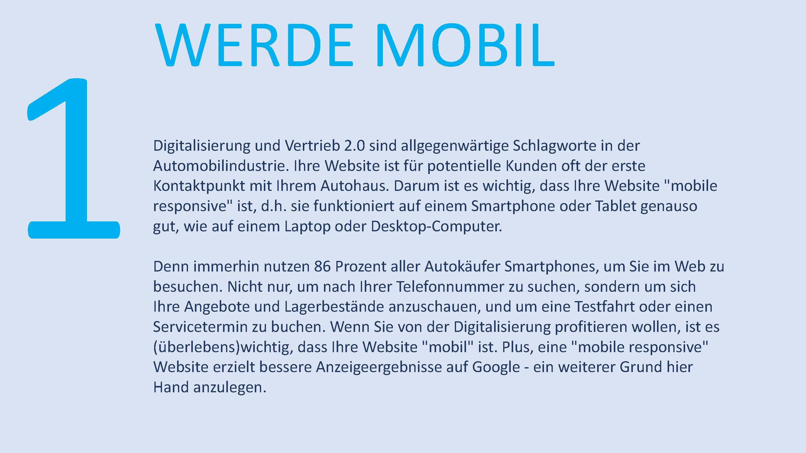 Digitale Marketing-Kommunikation im Autohaus und Automobilhandel - von Fink und Fuchs Agentur für Marketing Öffentlichkeitsarbeit und Public Relations