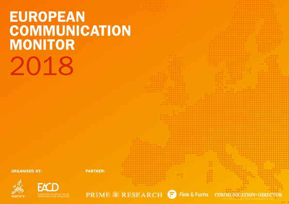 ECM European Communication-Monitor Digital Communication Partner