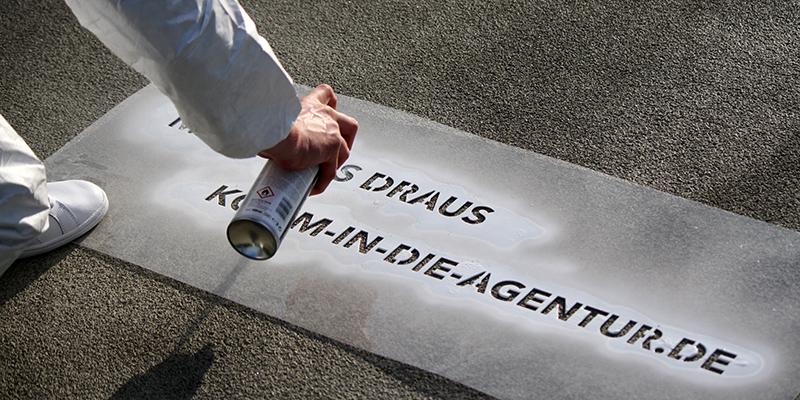 Komm in die Agentur Employer Branding Kampagne Fink & Fuchs