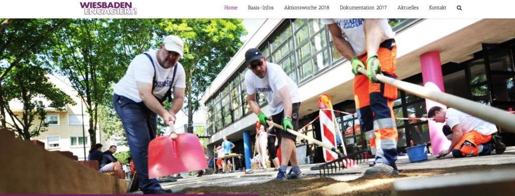 Wiesbaden Engagiert CSR