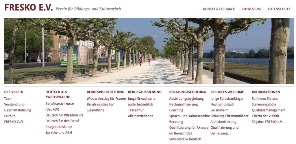 Wiesbaden engagiert Fresko CSR