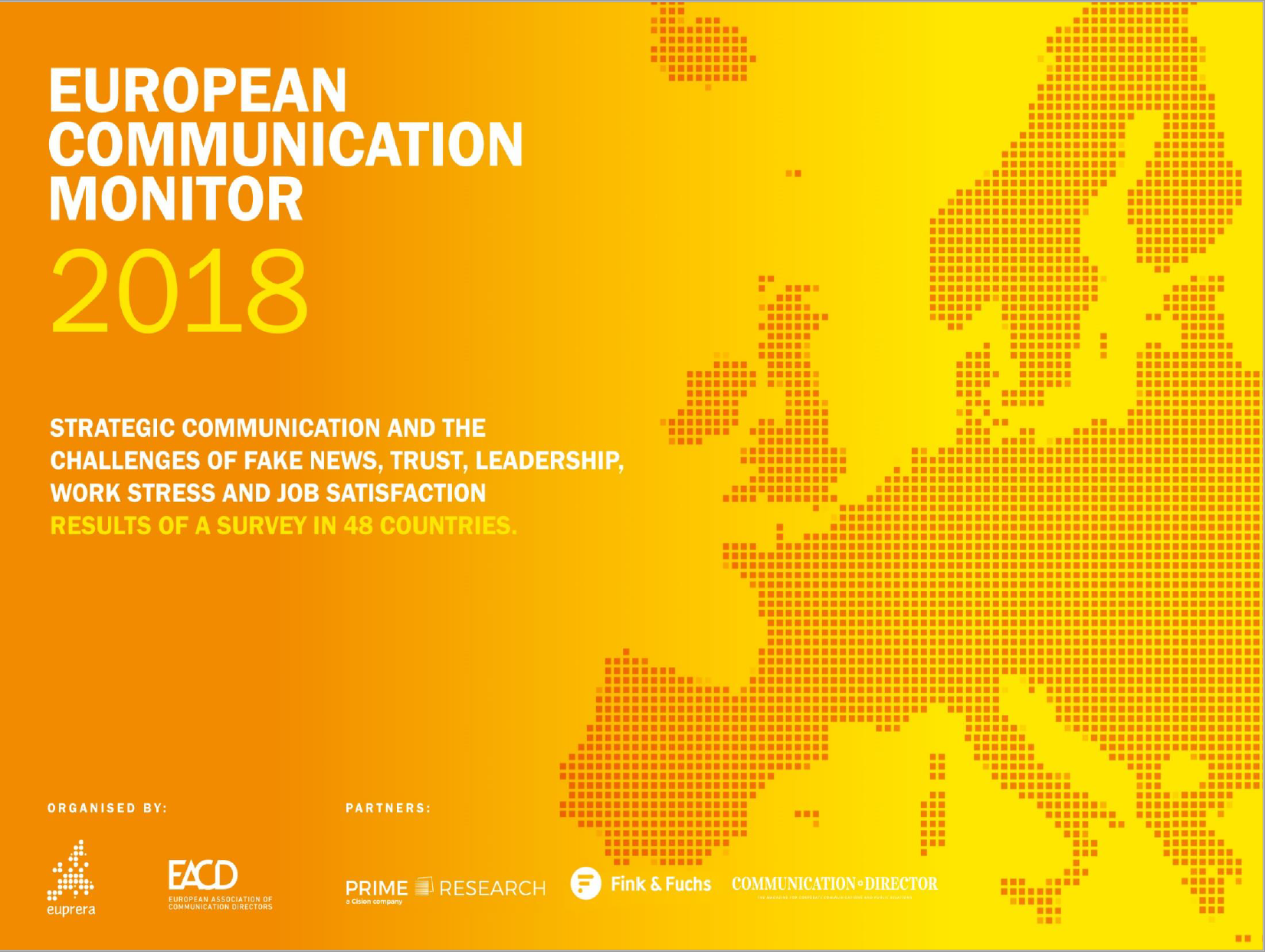 European Communication Monitor 2018 Header