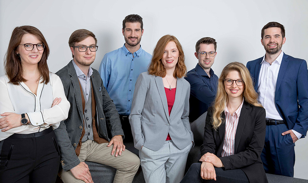 Fink & Fuchs Trainees 2018