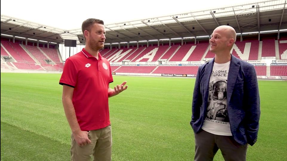 Kommunikation weiterdenken: Im Gespräch mit Ben Praße, FSV Mainz 05