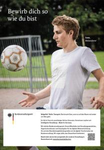 BVA Personalmarketing Fußball