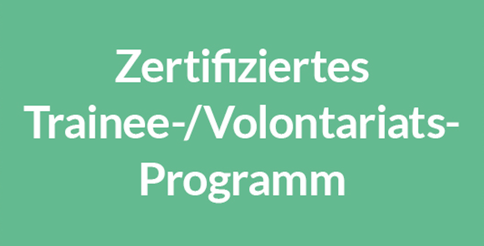 Fink & Fuchs Trainee Programm zertifiziert