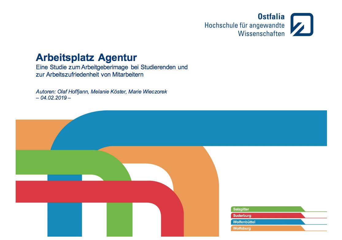 Ostfalia Studie Arbeitsplatz Agentur