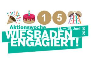 aktionswoche wiesbaden engagiert 15 jahre geburtstag Fink & Fuchs CSR