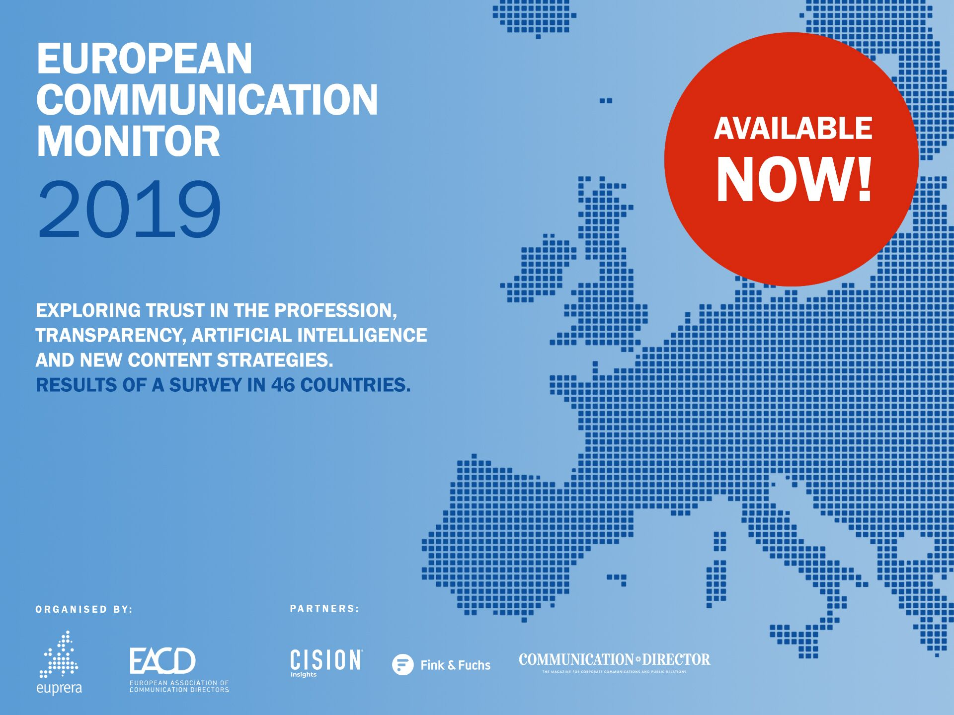 ECM European Communication Monitor 2019