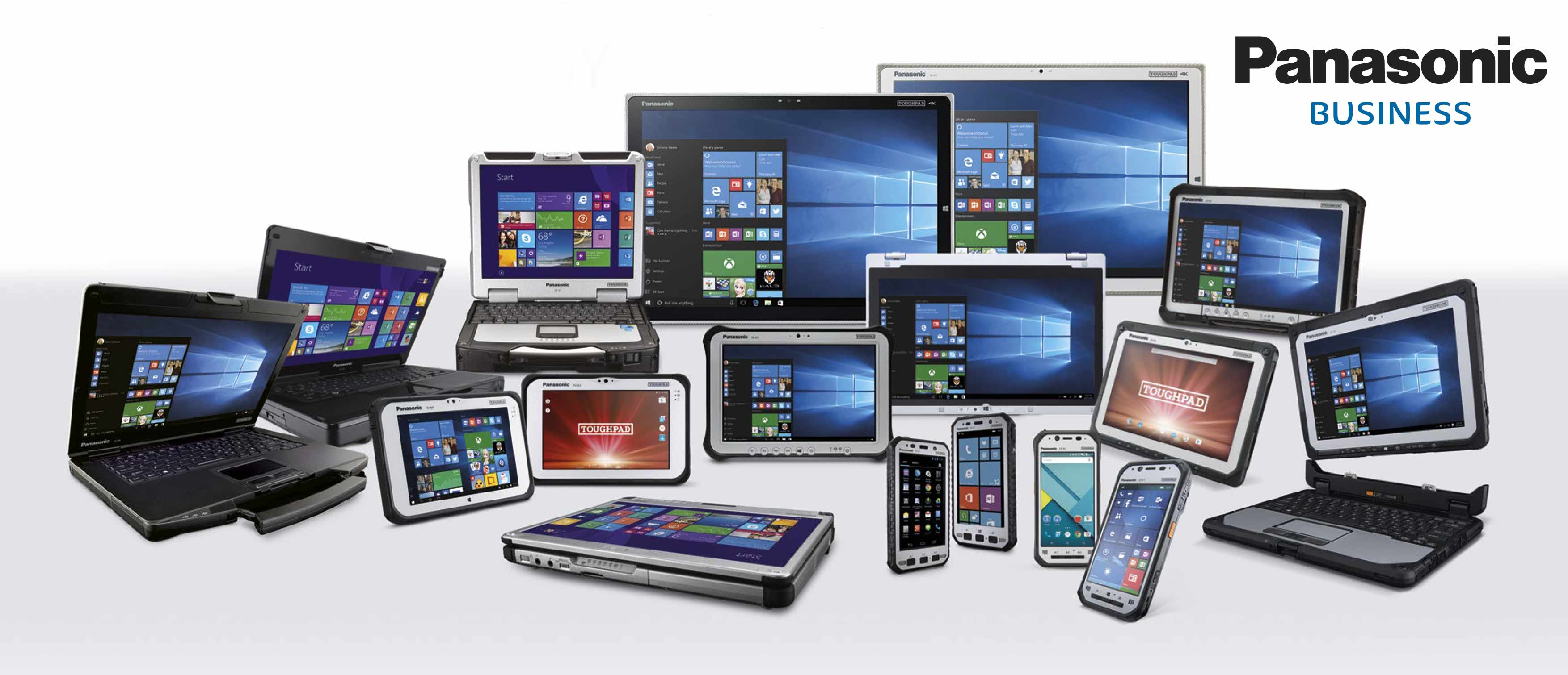 Panasonic Business Toughbooks Etatgewinn