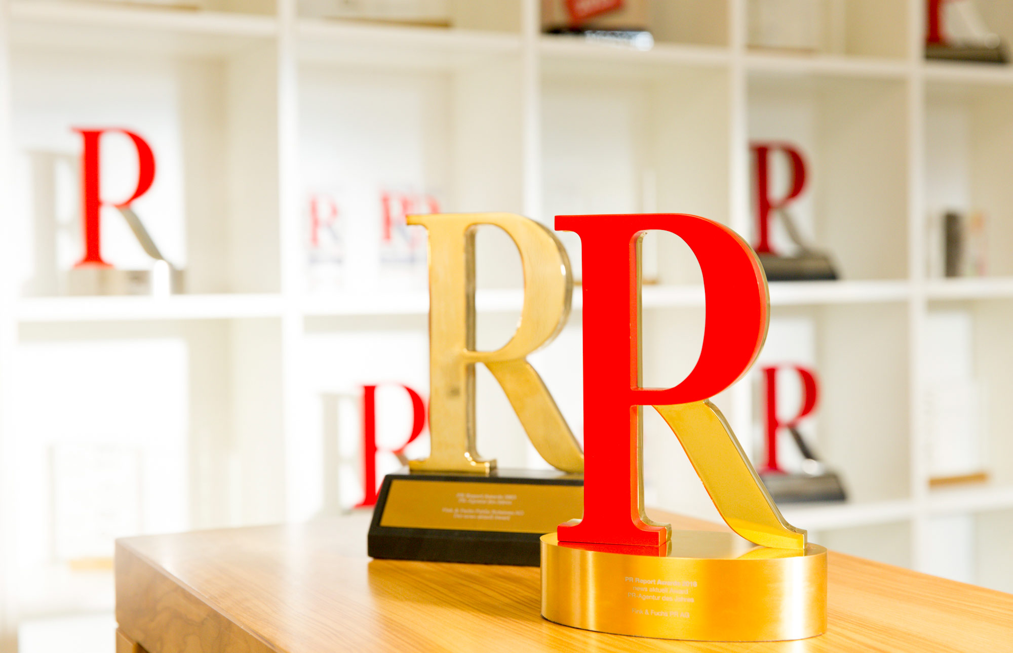 PR Report Awards Fink & Fuchs