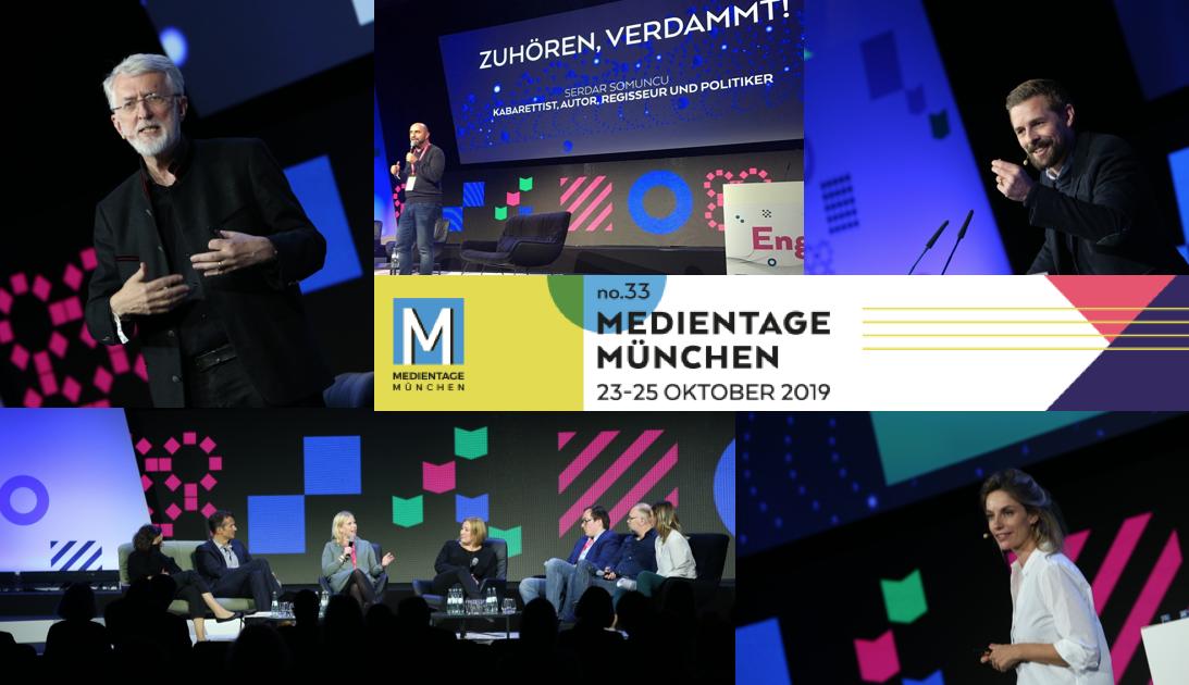 Medientage München Fink & Fuchs