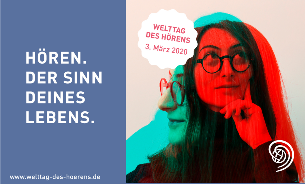 Welttag des Hoerens Kampagne Healthcare Deutscher PR Preis 2020 BVHI